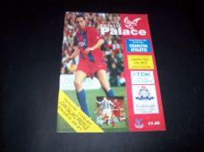 Crystal Palace v Charlton Athletic, 1993/94